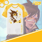 Game Overwatch OW Cosplay T-shirt Short Sleeve Tee Summer T Shirts for Men Women