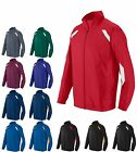 MENS ZIP UP, LINED, LIGHTWEIGHT JACKET, POCKETS, WATER RESISTANT S-L XL 2X 3X 4X