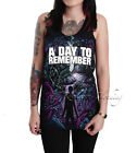 A Day To Remember Unisex Homesick Black Cotton Tank Top T-shirt