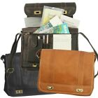 Multi-Purpose Meeting/Service Bag - Leather Ministry Ideaz