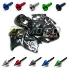 INJ Fairing Bodywork + Complete Bolt Nut Kit for Suzuki GSXR1300 1999-2007 BE