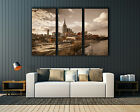 "Downtown Tennessee Huge Nashville  Canvas Print up to 60""x 40"" Wall  art"