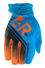Answer Elite Pro Fit 2015 MX Offroad Gloves Blue/Orange