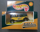 HOT WHEELS OAKLAND A's ATHLETICS TEAM 1932 FORD DELIVERY ONLY AT MLB GAME