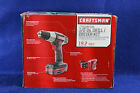 Brand New Wireless Craftsman C3 19.2-V Lithium-Ion 3/8-in. Drill / Driver Kit