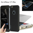 iPhone 8 /7 6 Plus ROCK 360° Protector Smart Cover Flip Front View Case Fr Apple