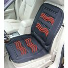 12v Universal Fit Heated Car Van Front Seat Cushion Cover HI/LOW Control Switch
