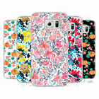 OFFICIAL MICKLYN LE FEUVRE FLORAL PATTERNS 2 SOFT GEL CASE FOR SAMSUNG PHONES 1