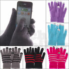 Touchscreen Gloves - Assorted Designs (for smartphones, iPad, iPhone etc)
