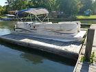 2006 Sweet Water Pontoon Tritoon w Yamaha 4 Stroke 115 w Trailer No Reserve!!!!