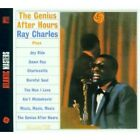 RAY CHARLES Genius After Hours CD 8 Track, Atlanti Masters Edition In Digi Pack