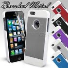 Madcase Two Part Hard Durable Aluminum Back Bumper case For iphone 5 5S SE