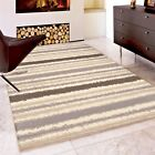 RUGS AREA RUGS 8x10 AREA RUG 5x8 CARPET MODERN RUGS STRIPED RUG LARGE AREA RUGS~