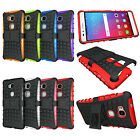 For Huawei Honor 5X Case Shockproof Armor Kickstand Tough Protective Phone Cover