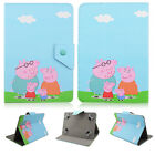 "Cartoon Universal Stand PU Leather Cover Case For 7"" 8"" 10"" 10.1"" Various Tablet"
