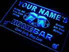 7 Colors On/off Switch Name Personalized Custom Home Bar Beer LED Neon Sign p-tm