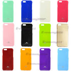 12 Colors New high quality Soft TPU Jelly Case Covers for Apple iPhone