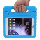 Kids Child Shockproof EVA Safe Handle Case Stand Cover For Samsung Galaxy Tablet