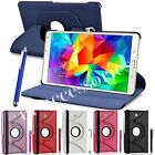 360 Rotating Flip PU Leather Case Cover Pouch For Samsung Galaxy Tab A 7.0 T280