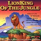 Lion King of Jungle by Jungle Band (CD, Dec-1996, Compact Club)