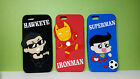 Cute Cartoon Silicone Case Cover for Apple iPhone 6/6s Hawkeye/Ironman/Superman