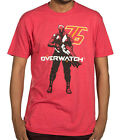 Overwatch Soldier: 76 Vigilante Premium Adult T-Shirt - Official Video Game Play