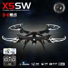Syma X5SW RC Quadcopter Drone WIFI FPV RTF for Android iphone +2 Batteries