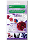 CLOVER Flower Frill Templates Various Sizes to choose from Brand New