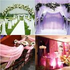 Colorful Wedding Party Background Decoration Curtain 10M Length Curtain