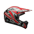 2017 Bell SX-1 ECE Offroad Helmet - Whip Camo Red MX Motocross Offroad Trail End