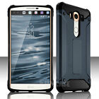 Hybrid Hard Shockproof Rubber Rugged Dust Proof Protective Case Cover for LG V10