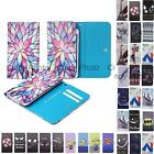 For Huawei Honor 5X Mate 7 Mini Card Slot Wallet Bag Flip Cover Case PU Leather