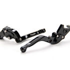 LOGO Folding extendy brake clutch levers For TRIUMPH TIGER 1200 EXPLORER 12-17 $36.99 USD