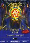 ANTHRAX For All Kings PHOTO Print POSTER Band Among the Living Slayer Shirt 007