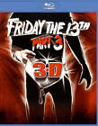Friday the 13th - Part 3 (Blu-ray Disc, 2013) 3D Glasses included