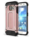 For Samsung Galaxy S7 Cases Shockproof Armor Dual-layer Protective Phone Cover