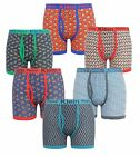 Adults Mens Pierre Klein Boxer Shorts 1 Pair With Keyhole Novelty Briefs Trunks