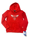 NBA Chicago Bulls adidas Kids Youth Partial Logo Power Play Tip-Off Hoodie on eBay