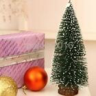Artificial Mini Snow Christmas Tree Holiday Xmas Party Winter Table Decoration