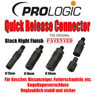 Prologic Black Night Quick Release Connector - Adapter - für Pieper Kescher Pods
