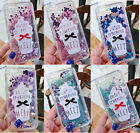 Luxury Bling Giltter Ice Cream Soft Side Hard Case Cover for iPhone 6 6S 7 Plus