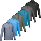 2015 Under Armour ColdGear Infrarouge Survival Toison 1/4 Zip Pull Pull Golf