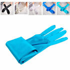 1 x Pair Ladies Long Satin Gloves Opera Costume Bridal Party Prom Wedding Gloves