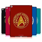 OFFICIAL STAR TREK STARFLEET ACADEMY LOGOS HARD BACK CASE FOR APPLE iPAD