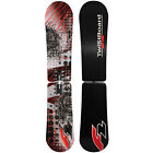 F2 Agent Twistboard Snowboard Snow Board - black