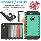 iPhone 7  7 Plus Shield Armor Phone Case Cover Shockproof Tradesman Tough Bumper