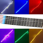 Home Garden - 6 Pack  DC 12V Waterproof 1Ft 15 LED Strip Underbody Light with 6