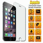 Premium 9H HD Slim Real Tempered Glass Clear Screen Protector For Apple IPhone