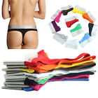 Women Ladies Knickers Cotton Thongs G-string Panties Briefs Lingerie Underwear