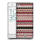 HEAD CASE DESIGNS KNITTED CHRISTMAS SOFT GEL CASE FOR SONY XPERIA XA